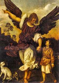 天使の戯言(てんしのざれごと) No.057 「大天使ラファエル」
