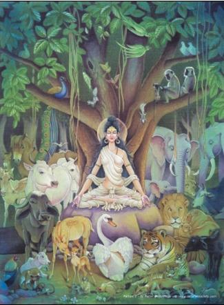 ビージャ・ソウル(種子の魂)…魂の進化の始まりにして,梵我三密同胞団への秘儀参入.人であって人でなきもの,トカゲは夢を守るためライトワーカと言う名のドラゴン(龍)となる.】