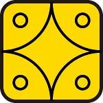 黄色い星(太陽の紋章)