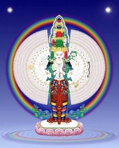 鞍馬尊天.大魔王.護法月輪眼(くらまそんてん.だいまおう.ごほうげつりんがん)・・・護法魔王尊による日食・月食のごとし、尊い宇宙エネルギーによる浄化とプロテクション