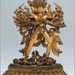 ▽展覧会「聖地チベット-ポタラ宮と天空の至宝-」を鑑賞