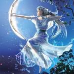 月の女神アルテミス・リンク