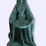 ケルトの創造の女神ダヌ・リンク