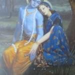インドの英雄神クリシュナ・リンク
