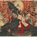 天照大神(アマテラス/太陽神・三貴子)