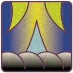 ◆13の月の暦.マヤ暦/KIN183.青い磁気の夜