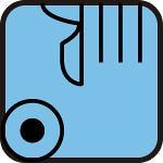 ◆13の月の暦.マヤ暦/KIN167.青いスペクトルの手
