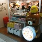 リラックマストア東京駅店。。。San-xの思うツボ