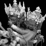 梵我蓮式「カーラチャクラ父母仏立像」高精度量産型完璧仕様参号機開眼入魂号