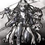 「女神カーリー」