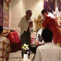 ヨーガの聖地・リシュケシュのYogiji(ヨギジー)が梵我蓮に訪ねて来られました!