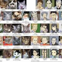 【職人芸】猫の擬人化!