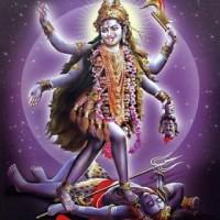 インドの戦い(殺戮)の女神カーリーリンク